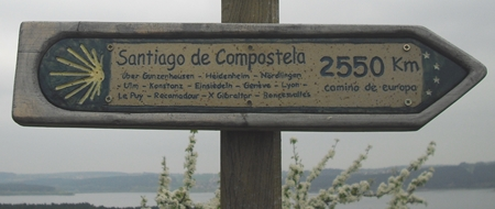 Campino de Santiago