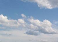 von Wolken träumen